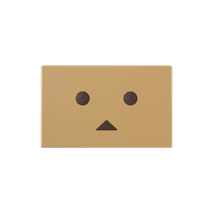 Picture of Cheero Power Plus DANBOARD VERSION 10050 with auto IC (Lighten brown color )