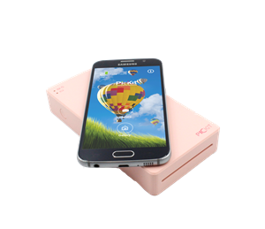 Picture of (PicKit WiFI portable photo printer (Pink
