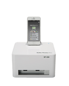 Picture of Photo Cube lightning dock photo printer