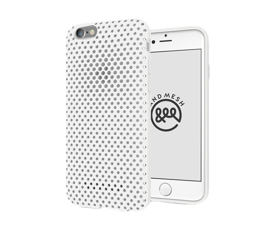 Picture of AND MESH CASE FOR IPHONE 6s/6 (White color )