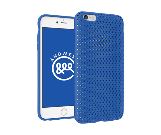 Picture of AND MESH CASE FOR IPHONE 6s/6 (Blue color )