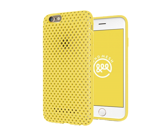 Picture of AND MESH CASE FOR IPHONE 6s/6 (Yellow color )