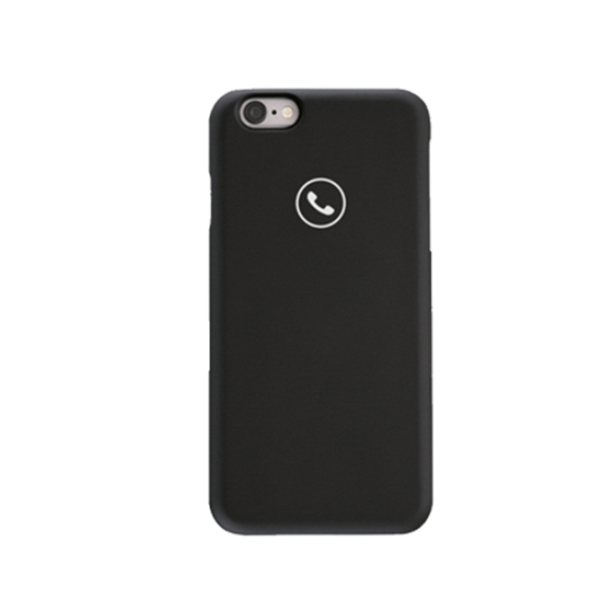 Picture of Lunecase Icon for iPhone 6/6S, black