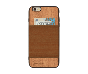 Picture of JimmyCase IPHONE 6/6S WALLET CASE (Brown Color)