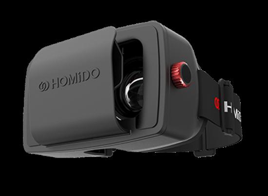 صورة نظارة الواقع الافتراضي HOMIDO