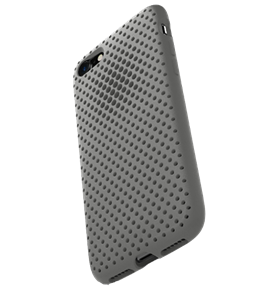Picture of AND MESH CASE FOR IPHONE 7 (Grey color )