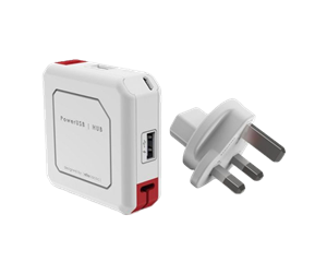 Picture of PowerUSB HUB UK (4 USB ports)