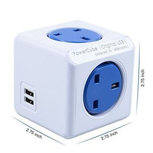 Picture of PowerCube Original USB UK (Blue color )
