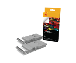 Picture of KODAK Photo Printer Mini CARTRIDGE (Sticker)