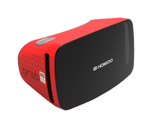 Picture of  (RED )Homido GRAB VR