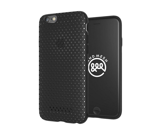 Picture of AND MESH CASE FOR IPHONE 7 (Black color )